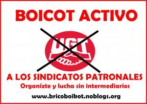 boicot ugt